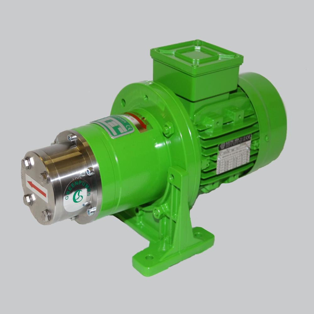 [GPA SERIES SLIDING VANE PUMPS]