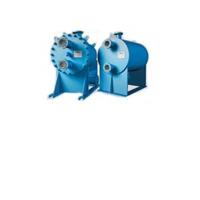 Shell & Plate Exchangers