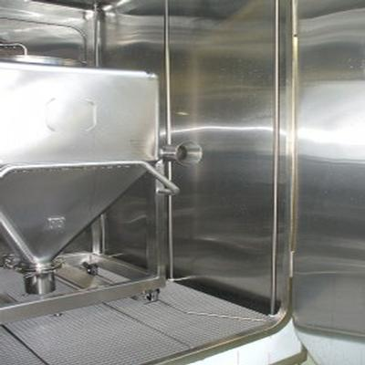 SUNCOMBE IBC WashBooth™