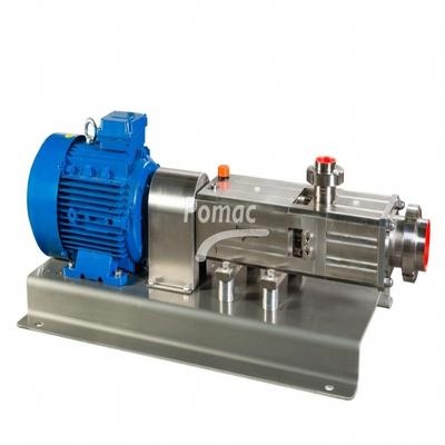 POMAC TWIN SCREW PUMP